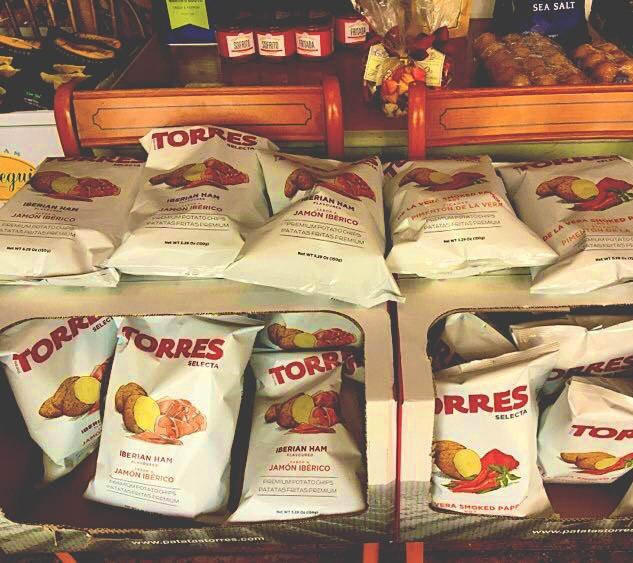 Who doesn't like crisps?