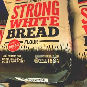 Strong White Bread Flour!