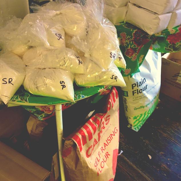 Self Raising Flour!
