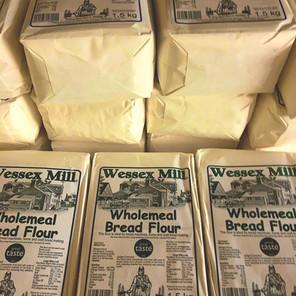 Wholemeal Bread Flour!