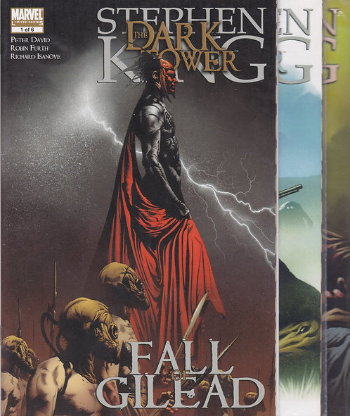 The Dark Tower: Fall of Gilead #1-6 - Stephen King (Complete)