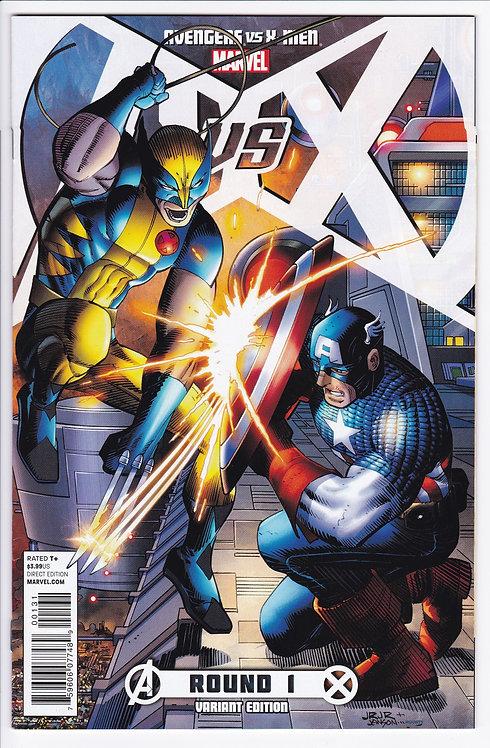 Avengers VS X-Men #1 - RARE Variant