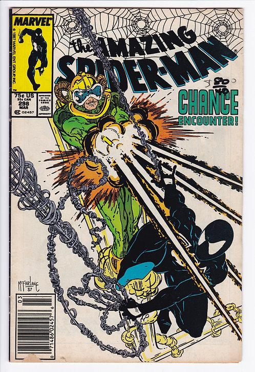 Amazing Spider-Man #298 - 1st Todd McFarlane