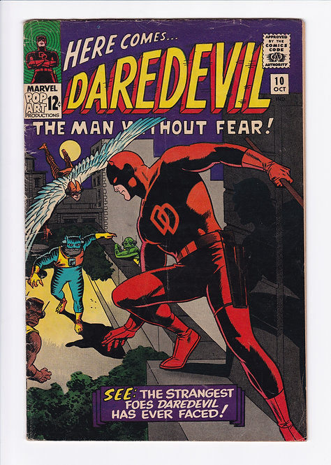 Daredevil #10 (1965) - 1st Appearance of Ani-Man
