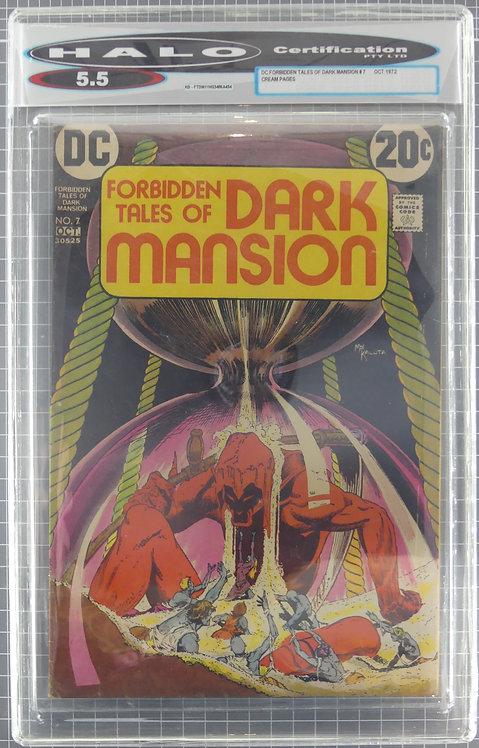 Forbidden Tales of Dark Mansion HALO 5.5