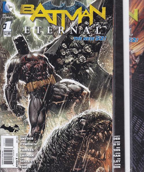 Batman Eternal #1-8 - NEW 52
