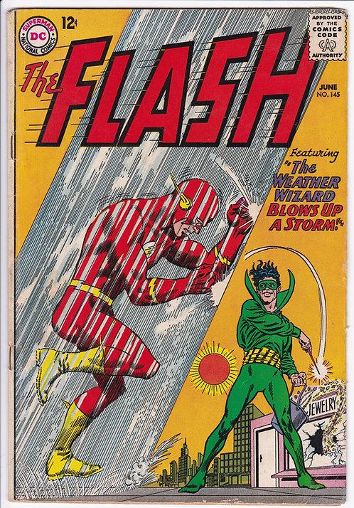 The Flash #145 (1964)