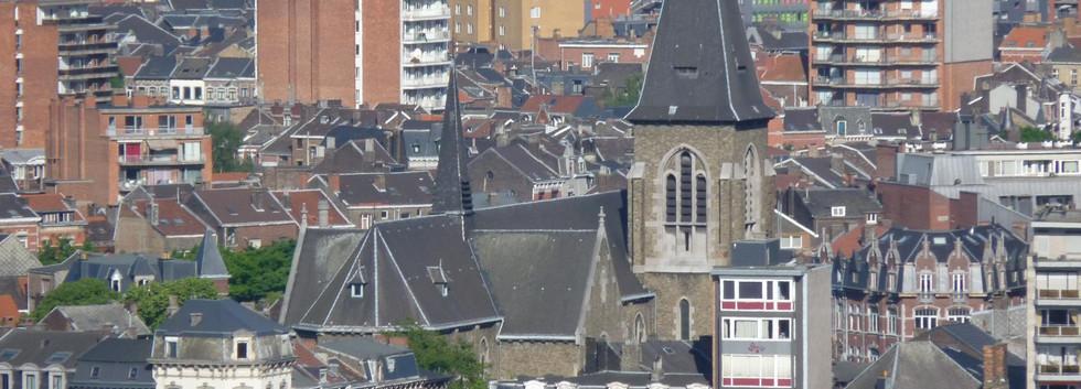Eglise Saint-Pholien à Liège