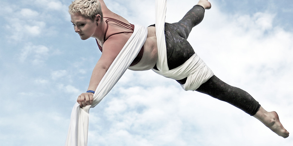 Aerial Silks Level 2
