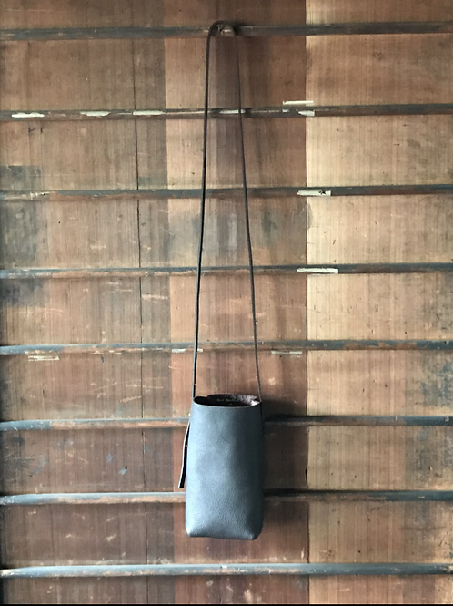 type LP leather pouch