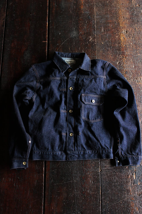 type AJ    denim jacket