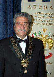 Cerimonia funebre in memoria del Pot∴ Fr∴ Fulvio Di Trapani 33∴