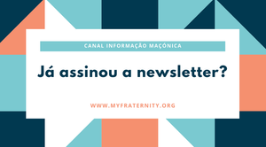 Já assinou a NEWSLETTER?