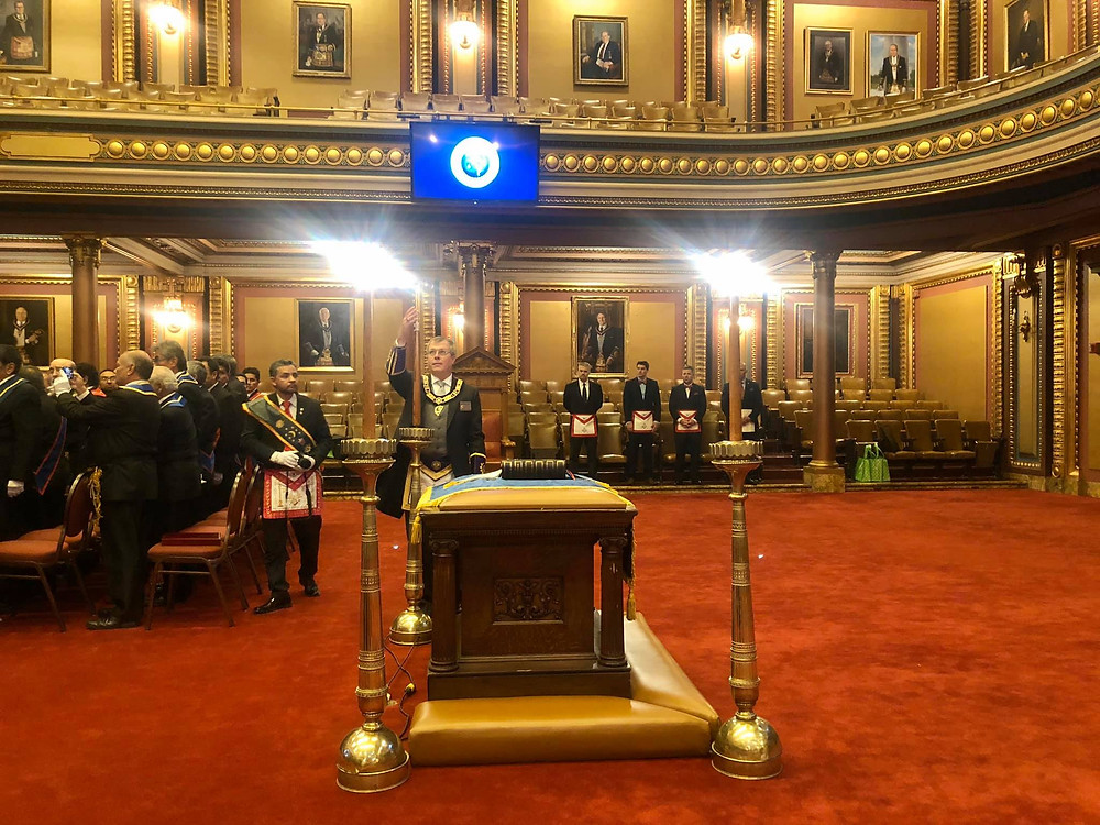 Grand Lodge of the State of New York Free & Accepted Masons | Image