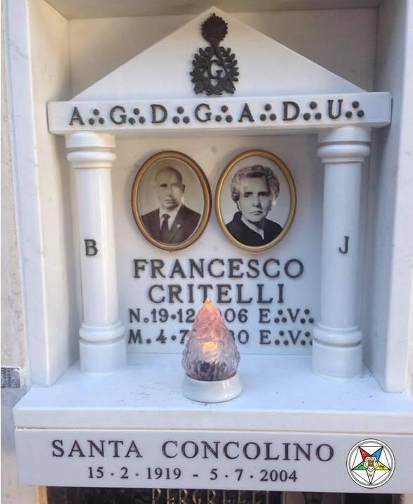 Luciano Critelli: - Hoje lembro-me dos meus familiares