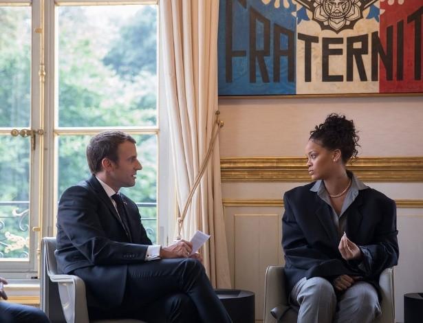 Rihanna proibida de visitar o Senegal por grupos religiosos. Quer saber o motivo?
