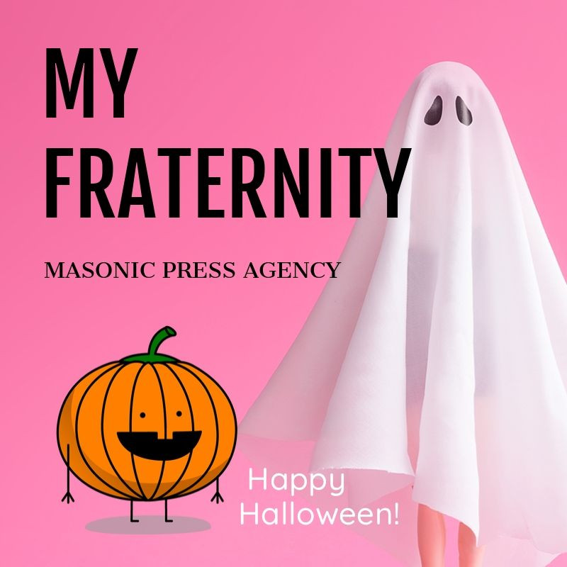 Happy Halloween | My Fraternity | Masonic Press Agency
