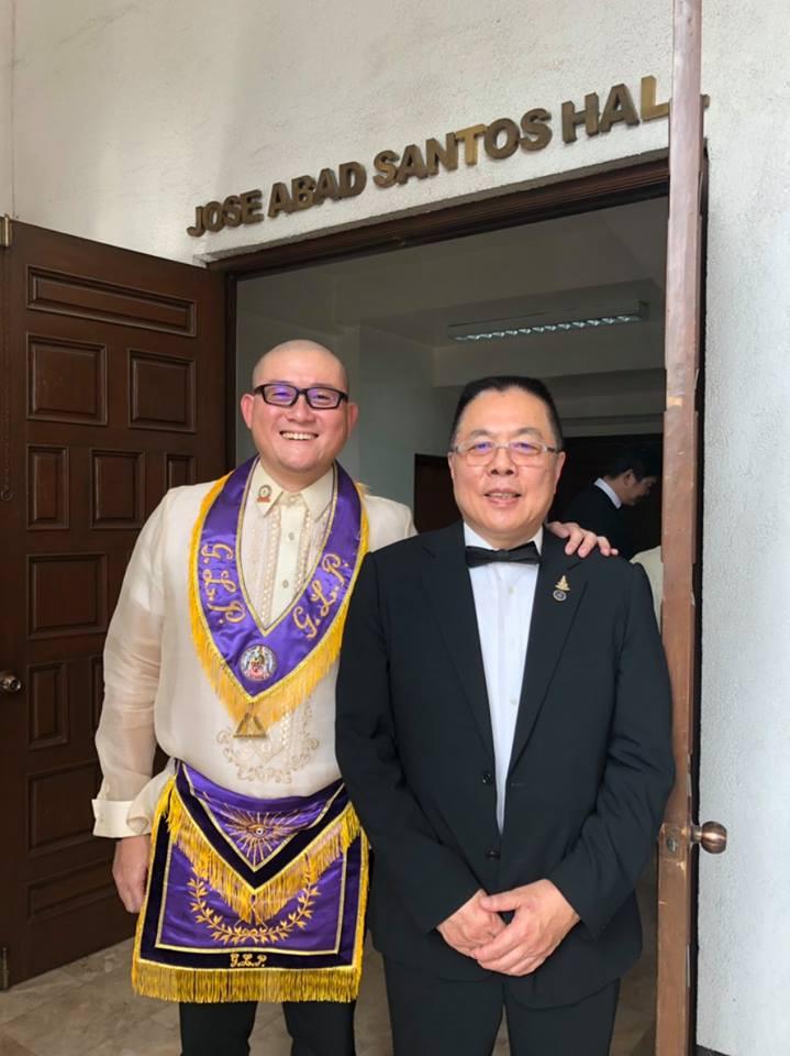 中國美生總會(Grand Lodge of Free & Accepted Masons of China)