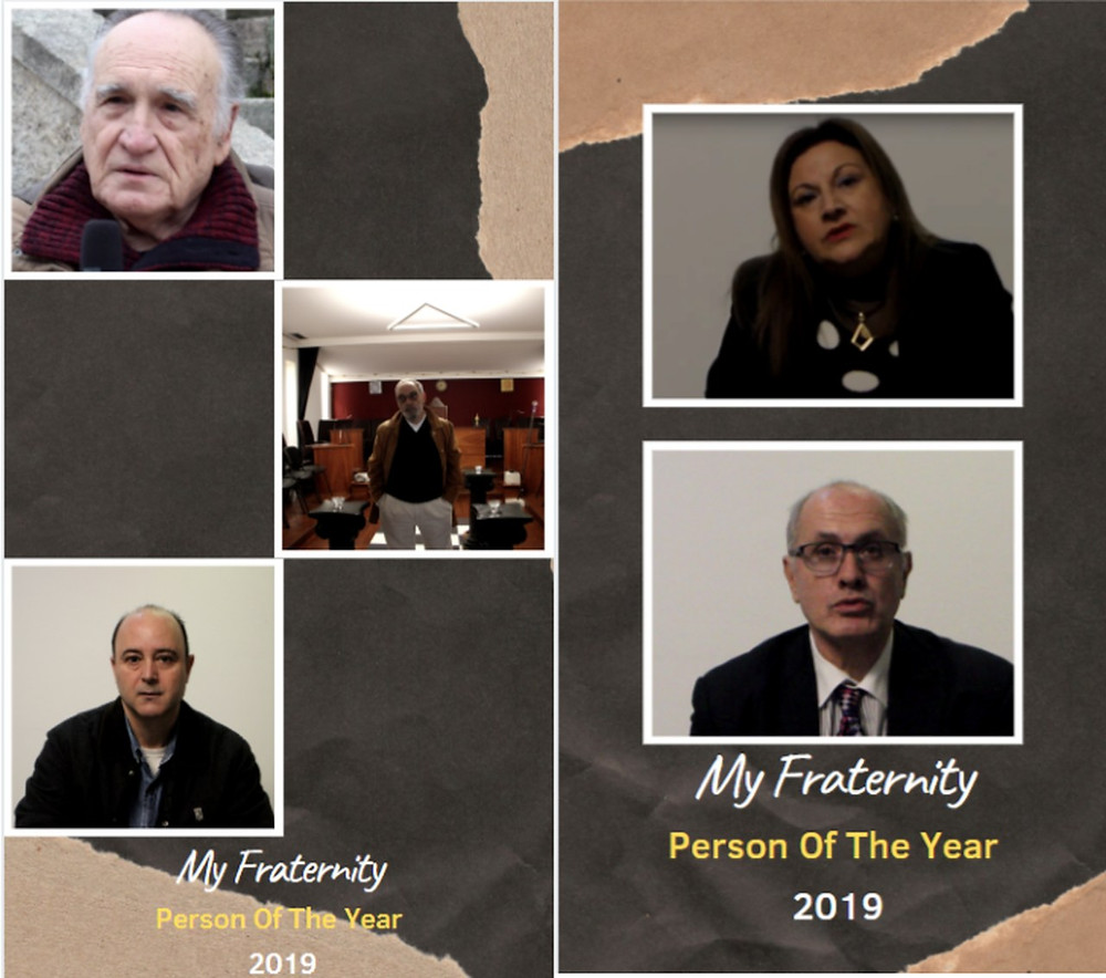 PERSON OF THE YEAR | MY FRATERNITY | 2019