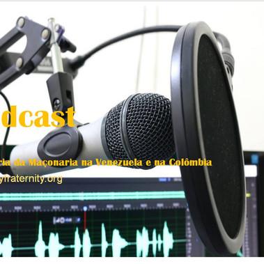 Podcast - EM DIRECTO 🎙 - História da Maçonaria na Venezuela e na Colômbia | MyFraternity's Podcast