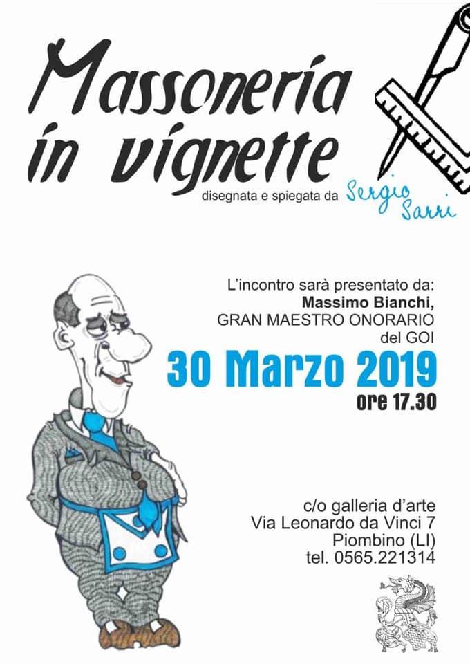 Massonería in vignette | 30.03.2019