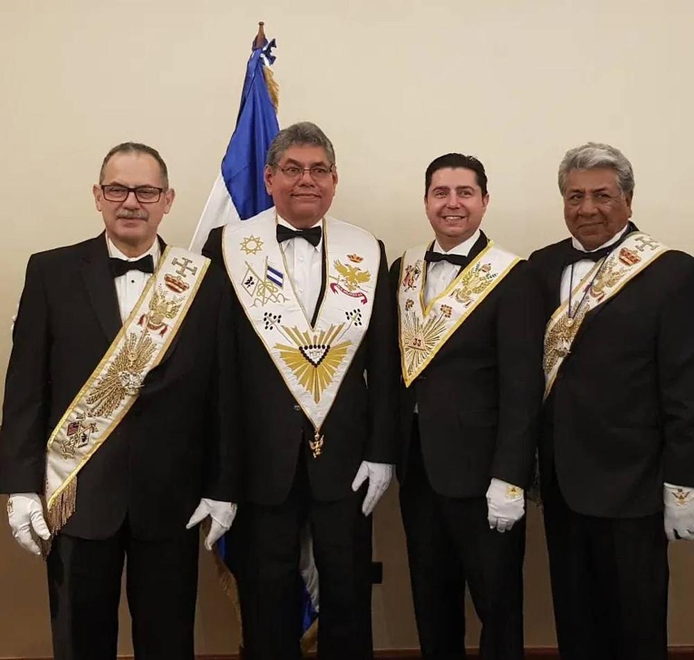 El Salvador fue anfitrión de la V Reunión de la Confederación Panamericana de Supremos Consejos