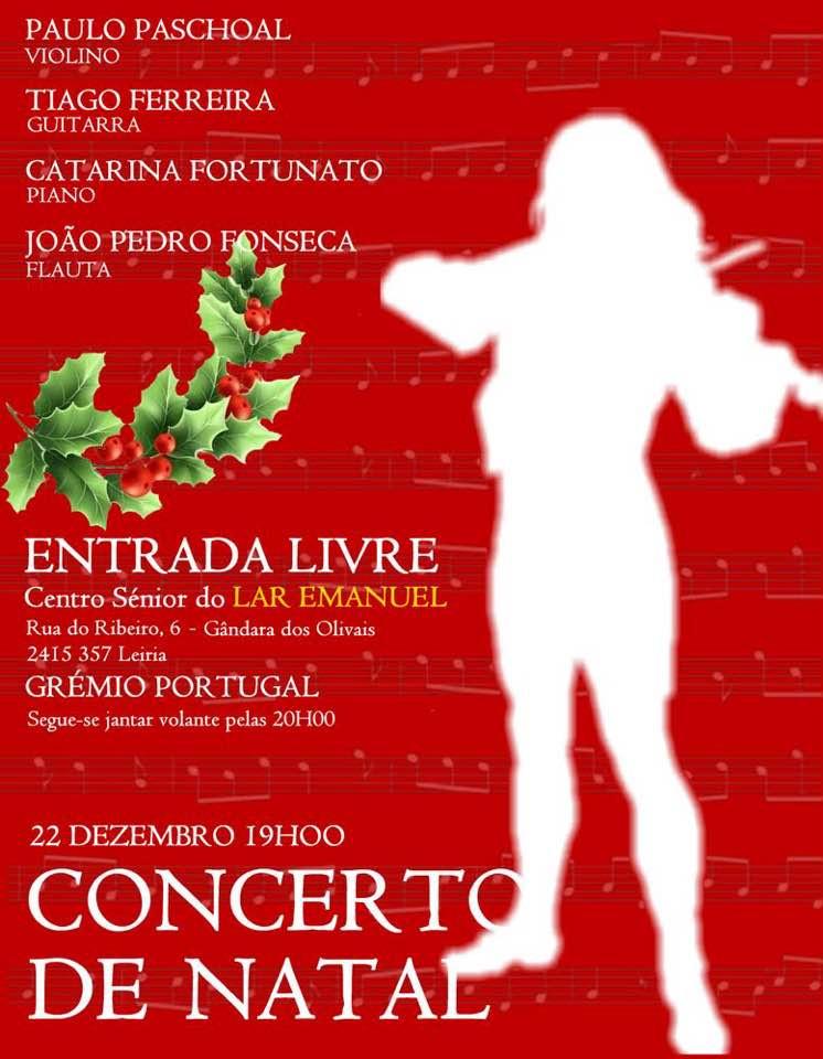 Sociedade: - Concerto de Natal | 22.12.2018 | 19H00