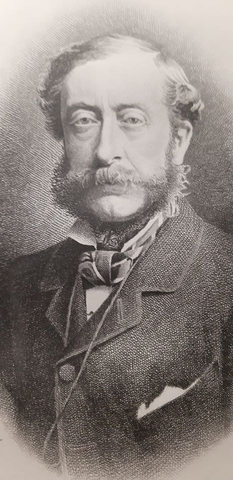 Freemasonry - Right Honorable The Earl of Carnarvon | Pro Grand Master of The United Grand Lodge of England || MyFraternity Photo