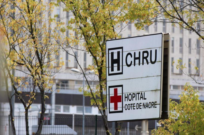 Maçons (MARCA) oferecem mil euros ao Centro Hospitalar de Caen (CHRU)