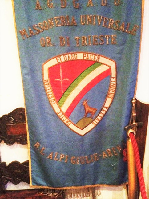 Trieste. Festa per i 125 anni della loggia Alpi Giulie | GOI