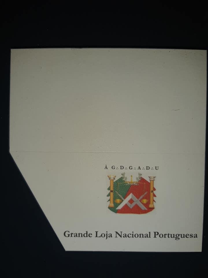 Memórias da Maçonaria em Portugal: - Cartões de Visita do ano 2000