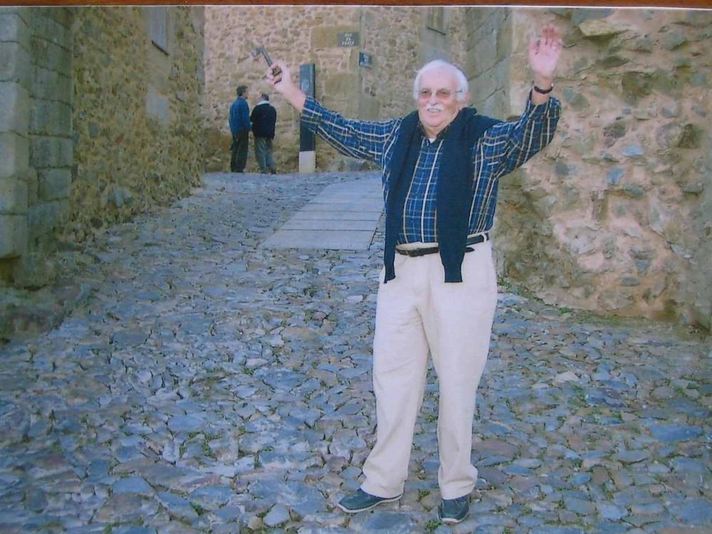 Partiu para Oriente Eterno o Luís Miguel Rosa Dias. Partiu um Homem Bom
