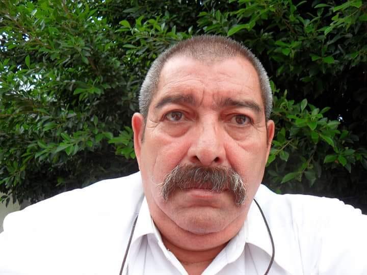 V.'. H.'. Juan Manuel Jara Hernández ha pasado a ocupar su columna en el E.'. O.'.