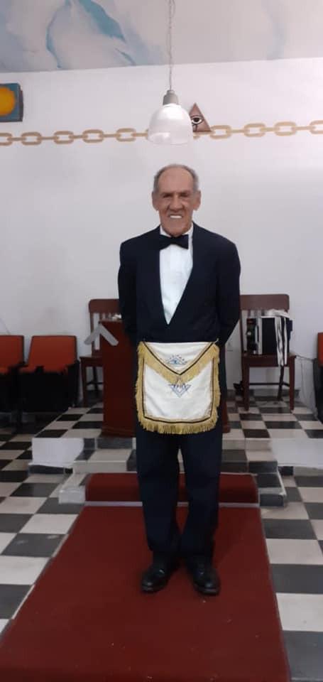 El Hermano Porfirio De La Cruz ha pasado a Oriente Eterno - Gran Logia de la Republica Dominicana