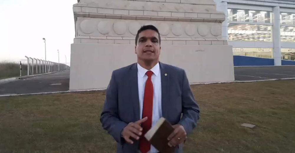 """Há declarações no Brasil que são """"profecias"""". Com um convite a todos os """"Grão-Mestres da Nação"""""""