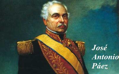 Masonería - José Antonio Páez