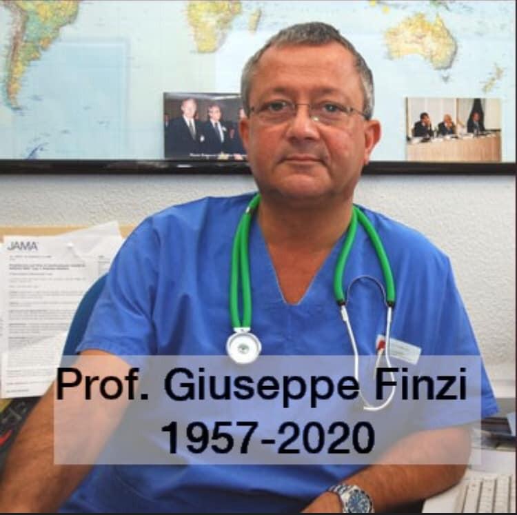 Massoneria: - Fratello Giuseppe Finzi, direttore del Day Hospital dell'Ospedale di Parma, ...