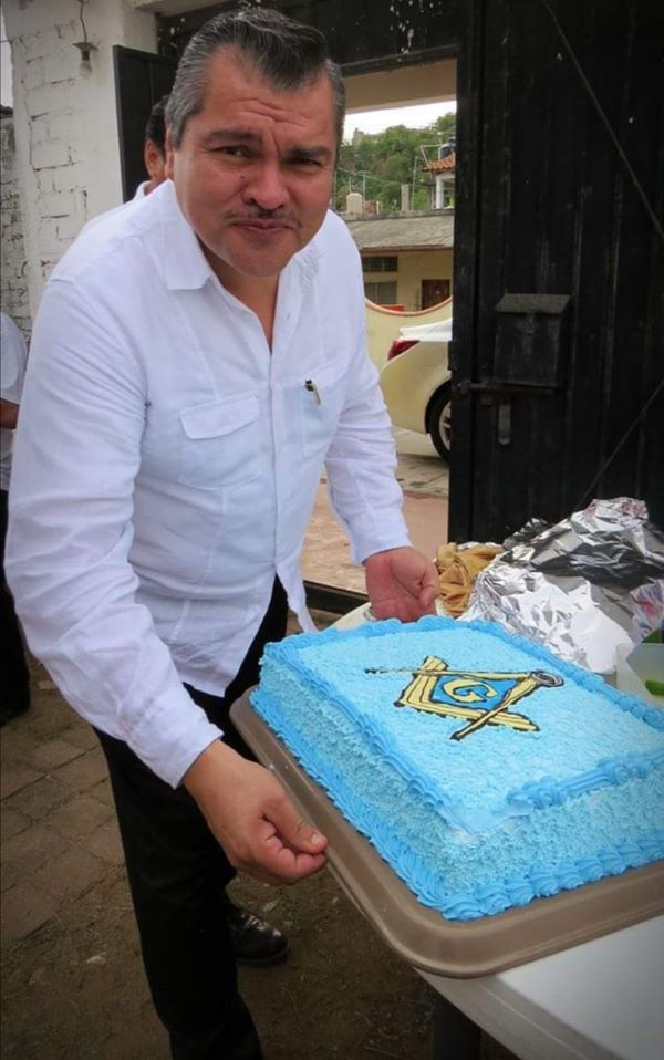 El Q.'. H .'. José Luis Jaimes Altamirano falleció a causa del COVID-19   México