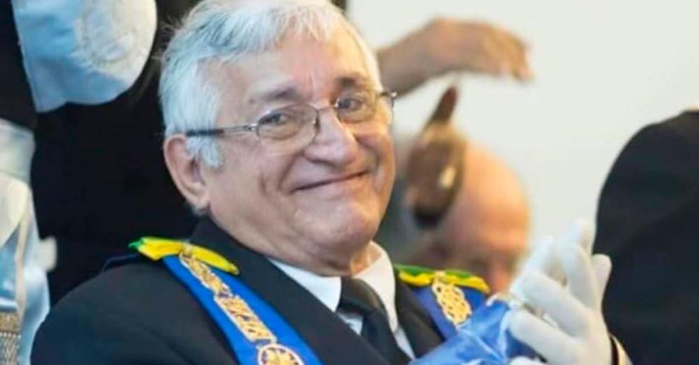Eminente Grão-mestre Estadual da GOB-AM morre vítima de #Covid19