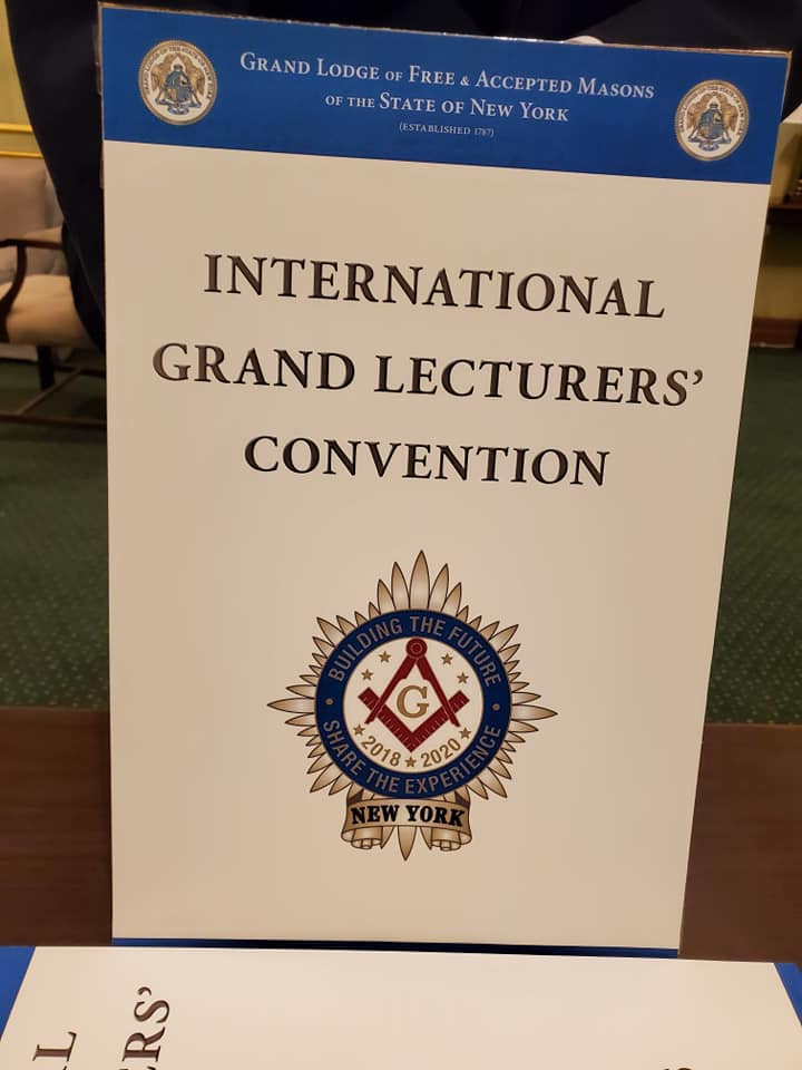2020 International Grand Lecturers Convention | New York