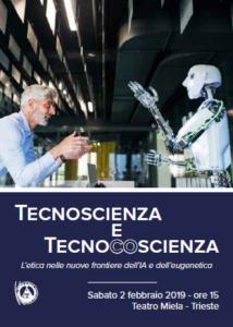 Grande Oriente de Itália: - «Tecnoscienza e tecnocoscienza»