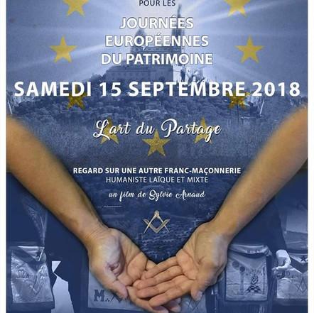 Journées Européennes du Patrimoine   Le Droit Humain