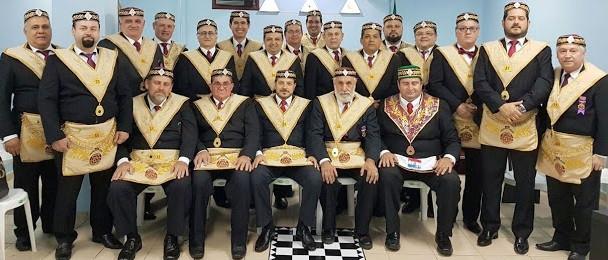 Soberano Grande Primaz do Rito Brasileiro na República do Paraguai