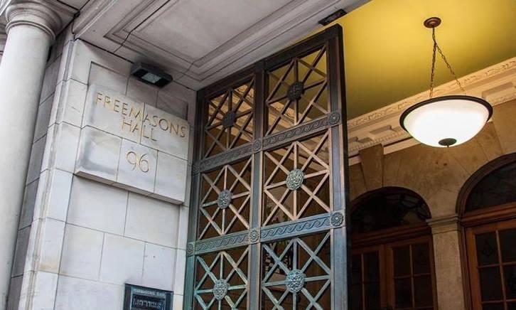 MY FRATERNITY | Freemasons Hall, Edimburgo