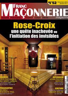 Revista Franc-Maçonnerie, n. 52