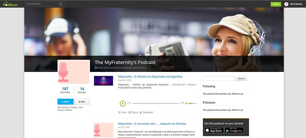 The MyFraternity's Podcast