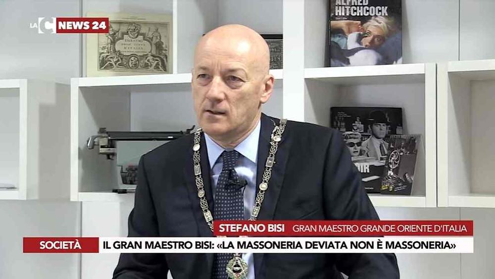 Massoneria - Intervista Gran Maestro Stefano Bisi - GOI - |  Con la collaborazione di @AskaNews