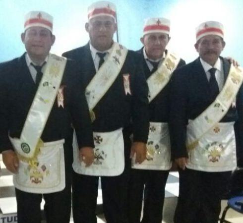 O MY FRATERNITY saúda os novos Grandes Inspetores Gerais do Rito, cidade de S. Luís, capital do Estado do Maranhão