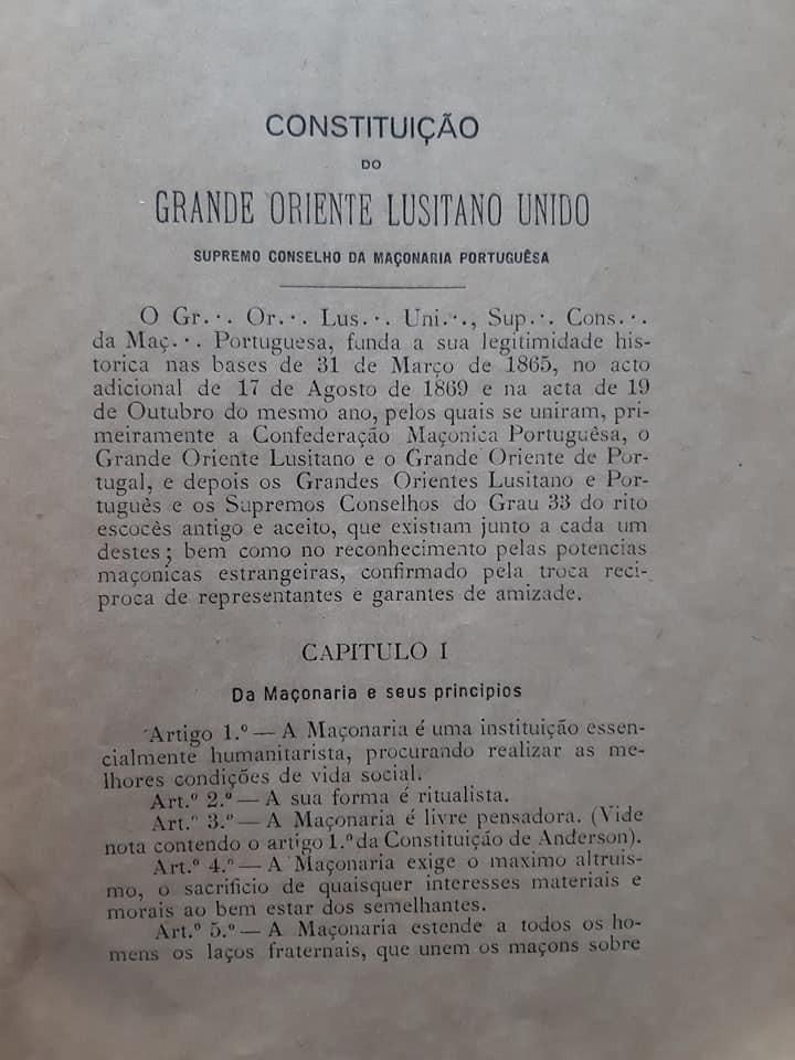 Maçonaria - Memórias e Histórias da Maçonaria em Portugal