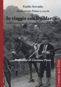 """Libri in Gran Loggia. """"In viaggio con De Martino"""""""
